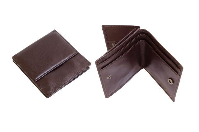 0265н портмоне коричневое