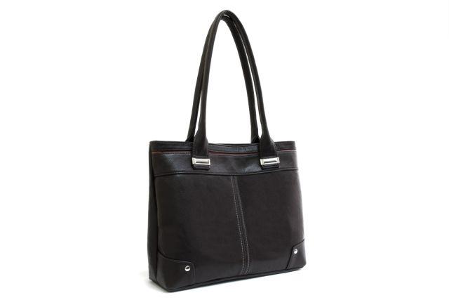1338 сумка женская черная