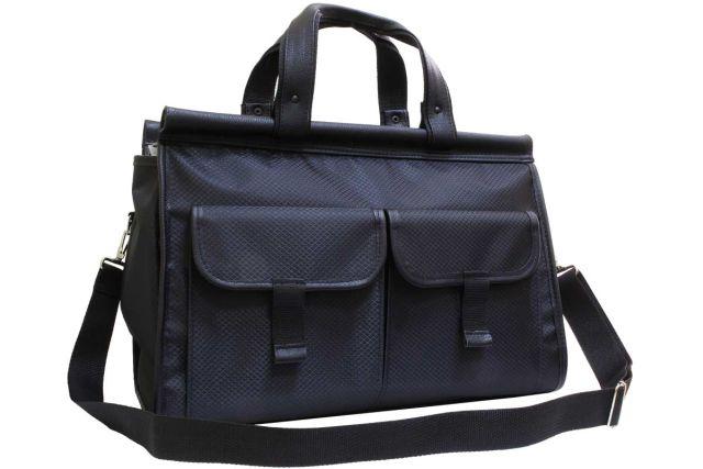 1401к  сумка дорожная черная