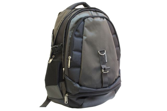 1211к рюкзак черный/хаки