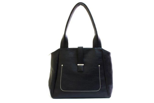 1419 сумка женская черная