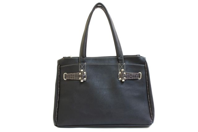 1422 сумка женская черная