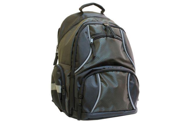 1007к рюкзак черный/хаки