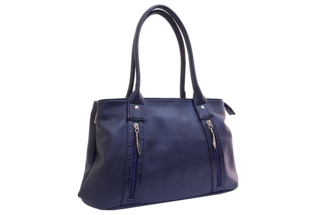 1431 сумка женская синяя