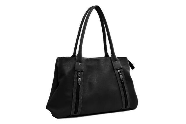 1431 сумка женская черная