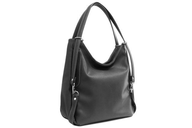 1443 сумка женская черная