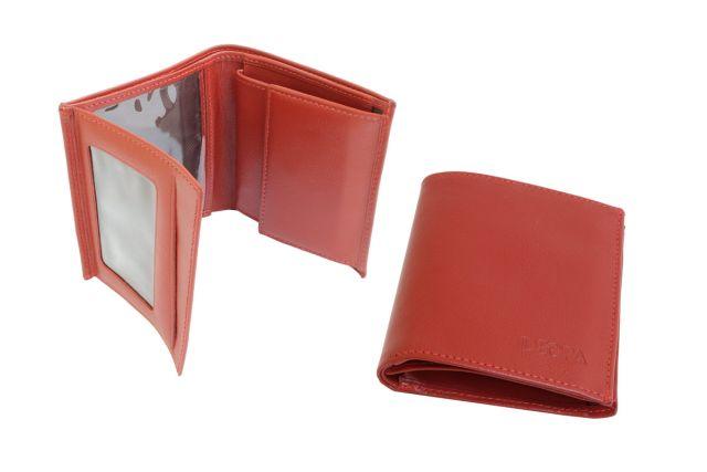 0301н портмоне красное
