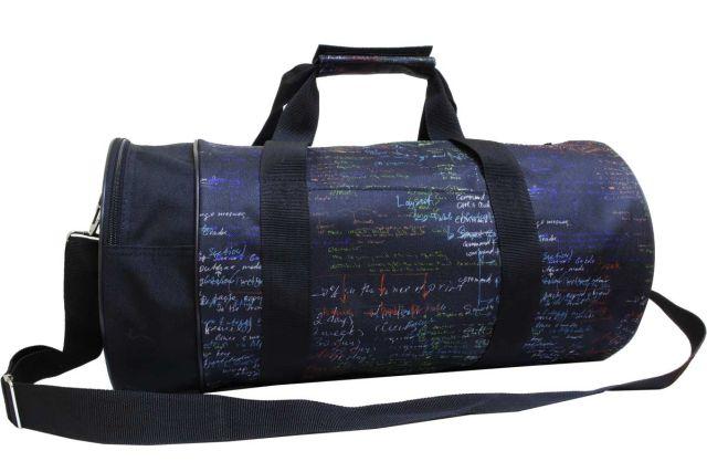 1412к сумка спортивно-дорожная дизайн