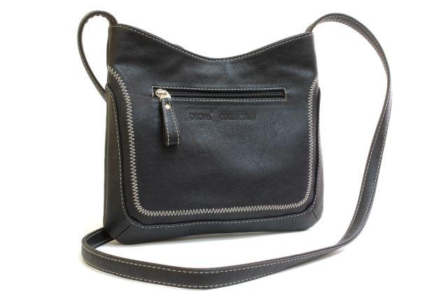 1506 сумка женская черная