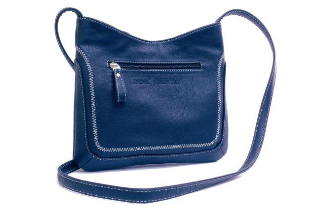 1506 сумка женская синяя