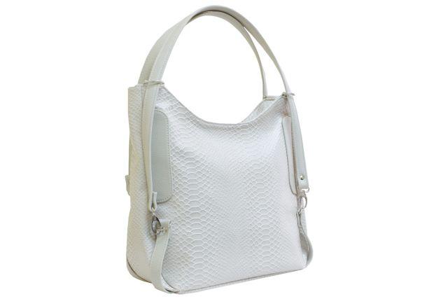1443 сумка женская бежевая