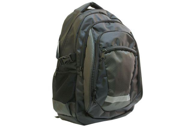 1432к рюкзак черный/хаки