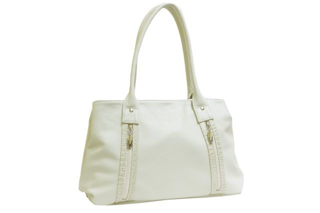 1431 сумка женская бежевая