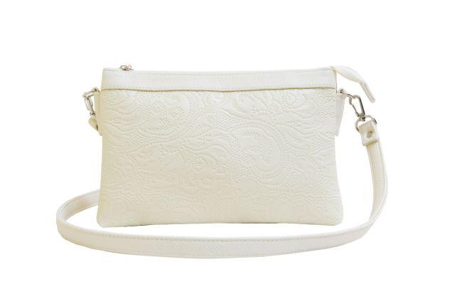1405 сумка женская бежевая