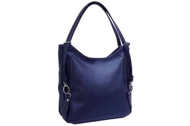 1443 сумка женская синяя