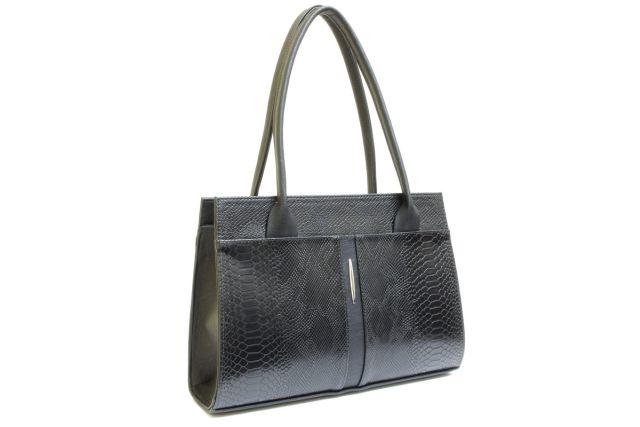 1518 сумка женская черная