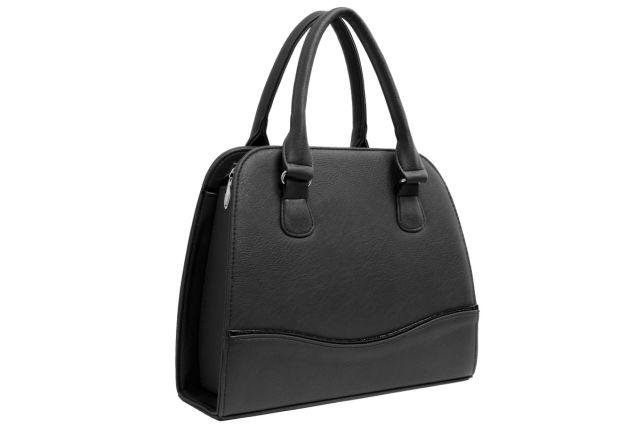 1520 сумка женская черная