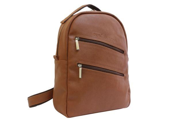 1531 рюкзак рыжий
