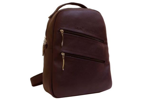 1531 рюкзак коричневый