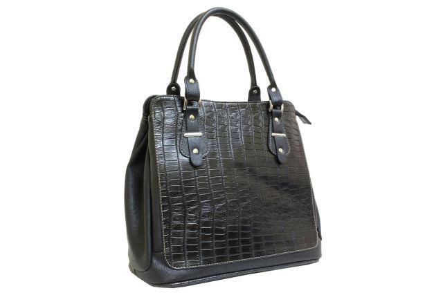 1321 сумка женская черная