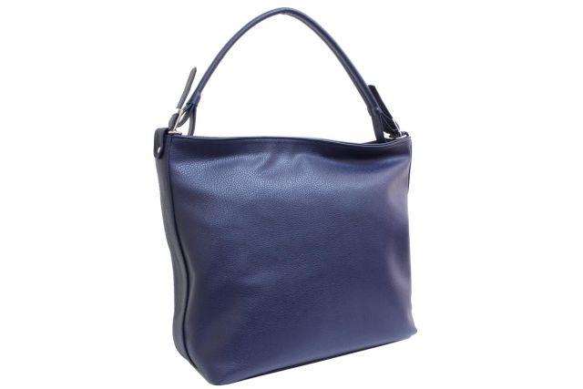 1540 сумка женская синяя