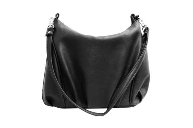 1541 сумка женская черная