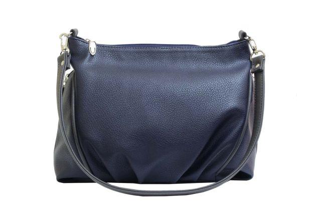 1541 сумка женская синяя