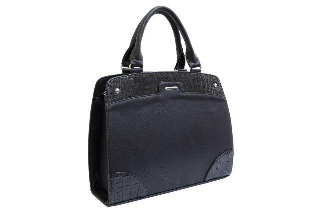 1522 сумка женская черная