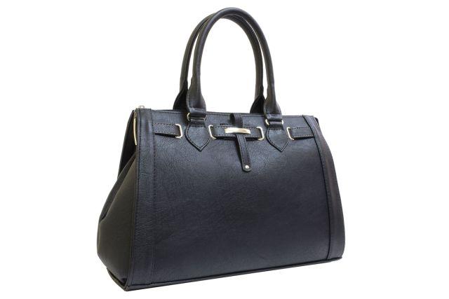 1425 сумка женская черная