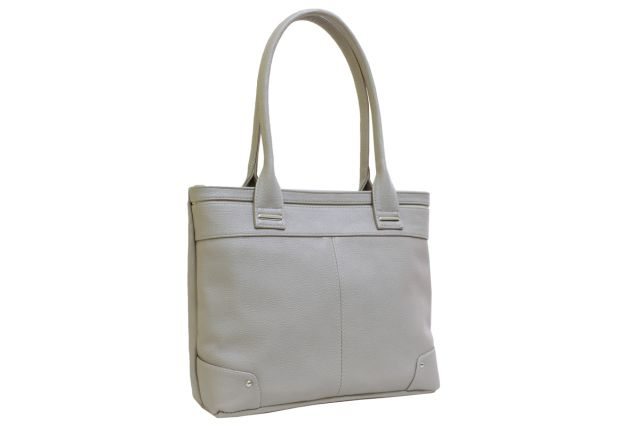 1338 сумка женская темно-бежевая