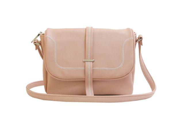 1331 сумка женская розовая