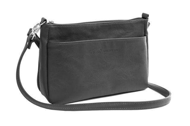 1608 сумка женская черная