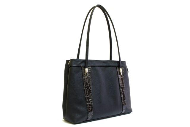 1623 сумка женская черная