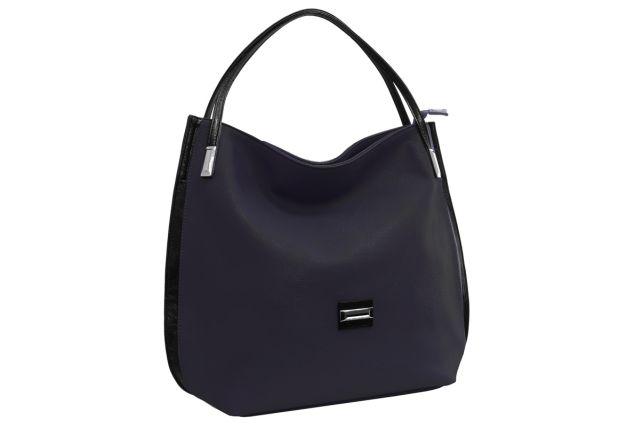 1622 сумка женская синяя
