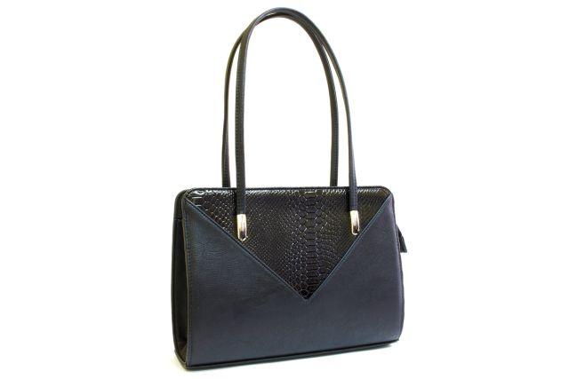1624 сумка женская черная