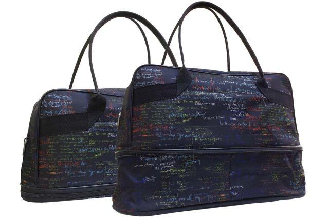 1628к сумка спортивно-дорожная дизайн