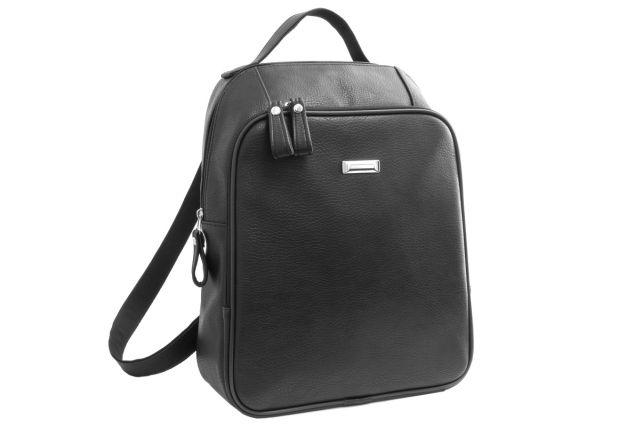 1629 рюкзак черный
