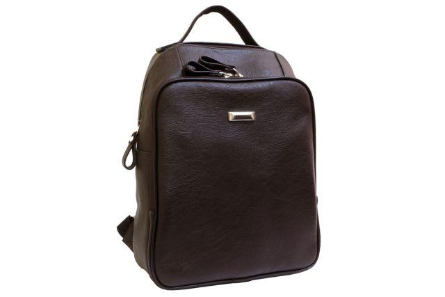 1629 рюкзак коричневый