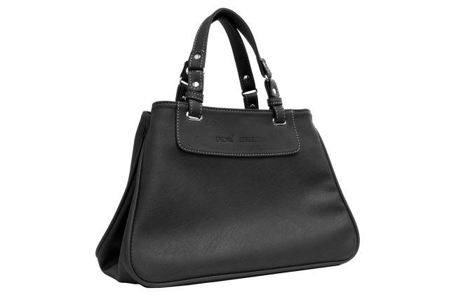 1630 сумка женская черная