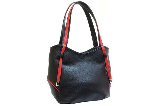 1632 сумка женская черная