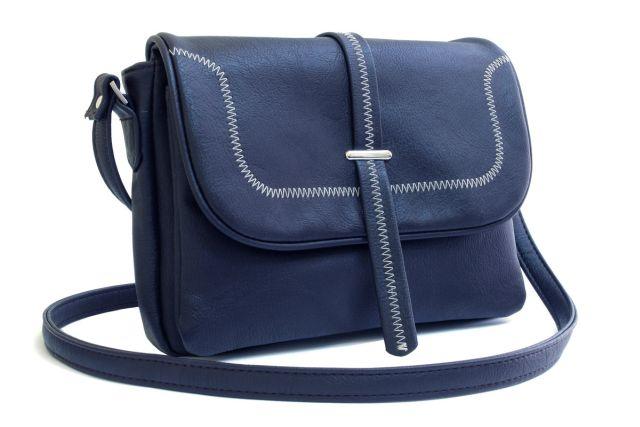 1331 сумка женская синяя