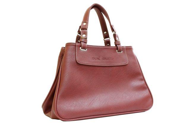 1630 сумка женская бордовая