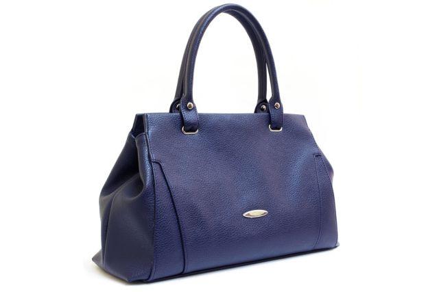 1637 сумка женская синяя
