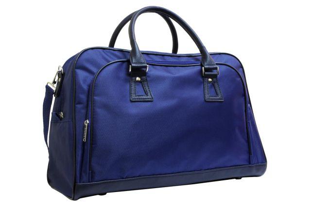 1320к сумка дорожная синяя