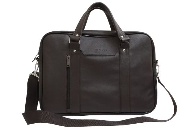 1708 сумка для ноутбука черная