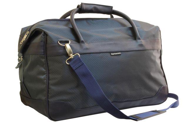 1108к сумка дорожная синяя