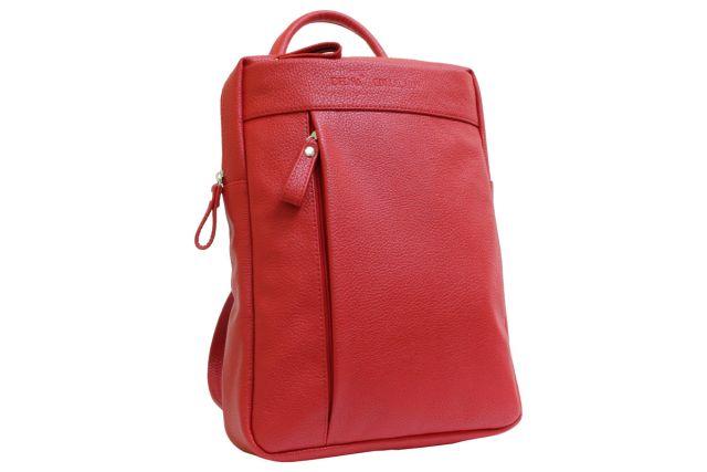 1709 рюкзак красный