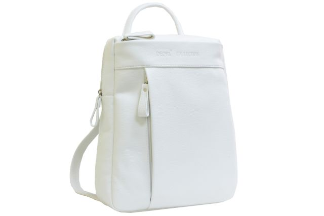 1709 рюкзак белый
