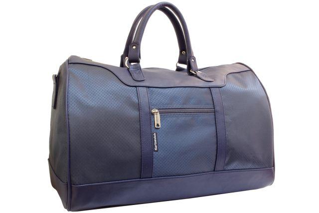 1115к сумка дорожная синяя