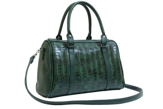 1337 сумка женская зеленая